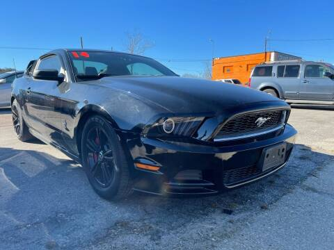 2014 Ford Mustang for sale at Copa Mundo Auto in Richmond VA