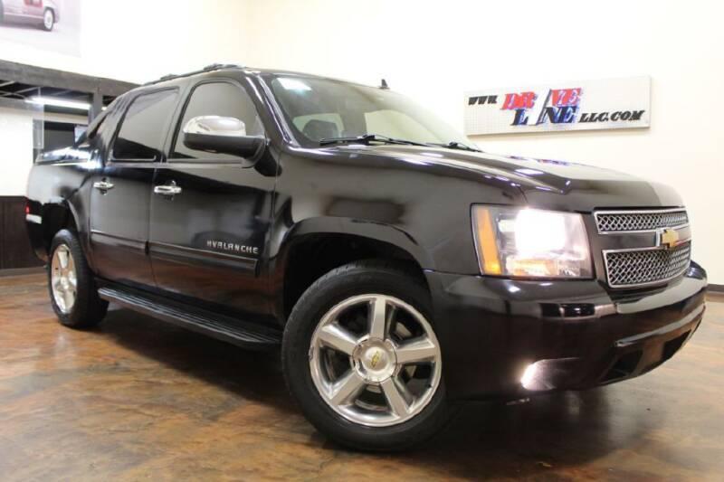 2012 Chevrolet Avalanche for sale at Driveline LLC in Jacksonville FL