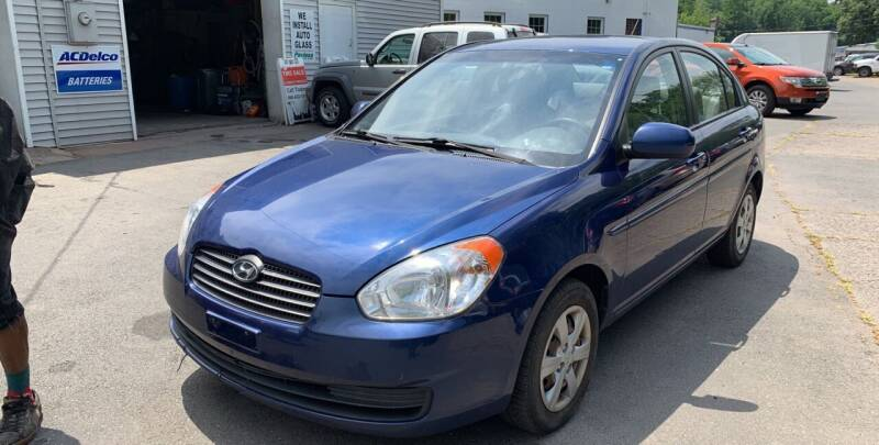 2011 Hyundai Accent for sale at Manchester Auto Sales in Manchester CT