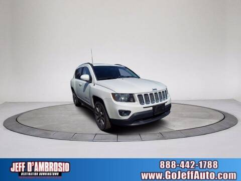 2014 Jeep Compass for sale at Jeff D'Ambrosio Auto Group in Downingtown PA