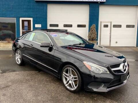 2016 Mercedes-Benz E-Class for sale at Saugus Auto Mall in Saugus MA