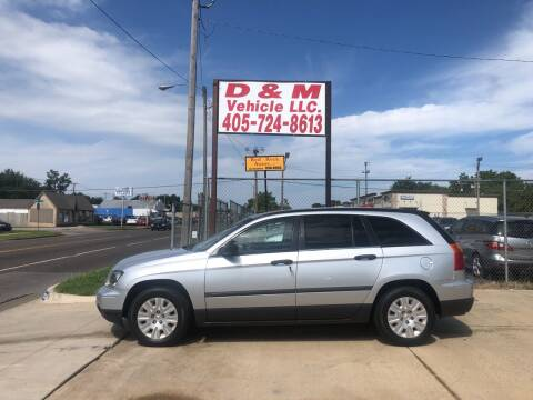 2006 Chrysler Pacifica for sale at D & M Vehicle LLC in Oklahoma City OK