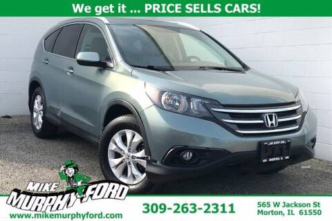 2012 Honda CR-V for sale at Mike Murphy Ford in Morton IL