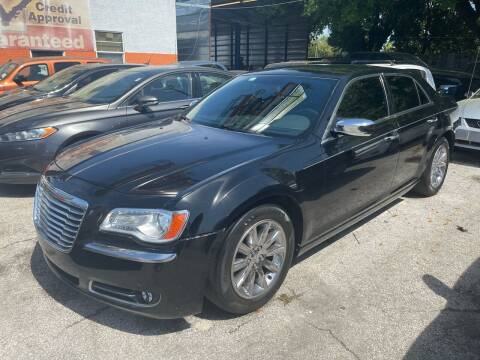 2013 Chrysler 300 for sale at P J Auto Trading Inc in Orlando FL