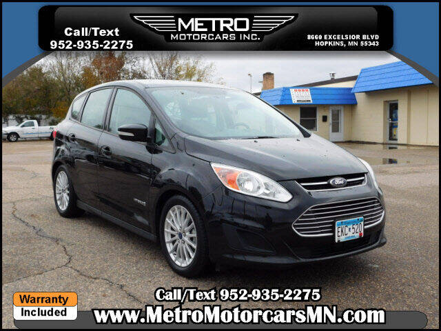 2013 Ford C-MAX Hybrid for sale at Metro Motorcars Inc in Hopkins MN