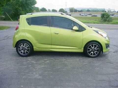 2013 Chevrolet Spark for sale at Westview Motors in Hillsboro OH