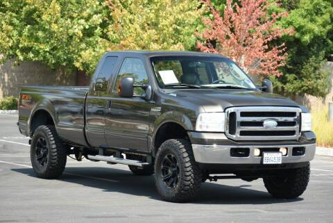 2006 Ford F-250 Super Duty for sale at Sac Truck Depot in Sacramento CA
