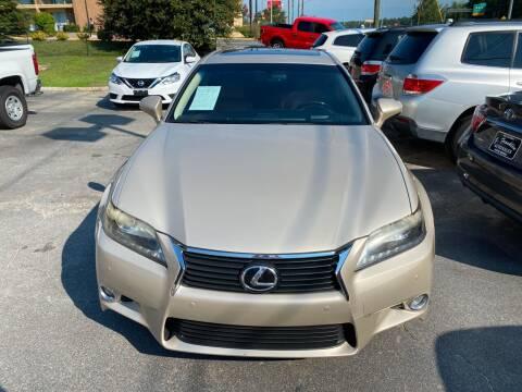 2013 Lexus GS 350 for sale at J Franklin Auto Sales in Macon GA