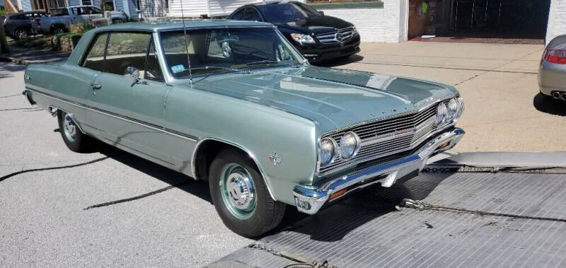 1965 Chevrolet Malibu for sale at Carroll Street Auto in Manchester NH