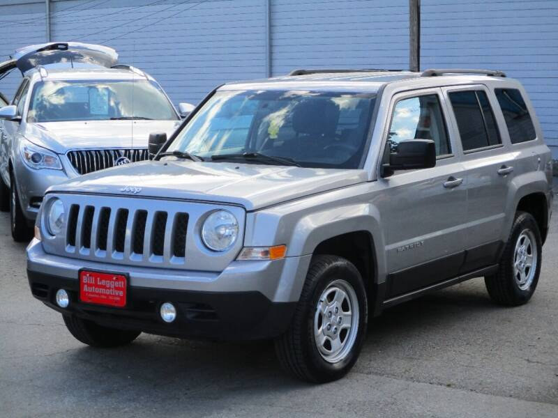 2014 Jeep Patriot for sale at Bill Leggett Automotive, Inc. in Columbus OH