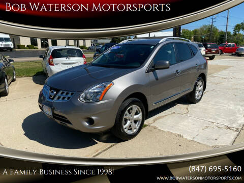 2011 Nissan Rogue for sale at Bob Waterson Motorsports in South Elgin IL