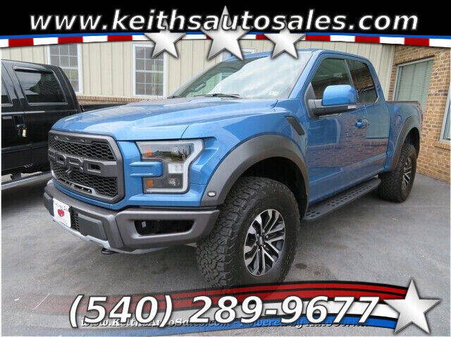 2019 Ford F-150 for sale in Penn Laird, VA