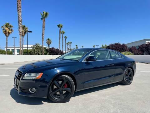 2009 Audi A5 for sale at OPTED MOTORS in Santa Clara CA