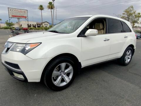 2012 Acura MDX for sale at Charlie Cheap Car in Las Vegas NV