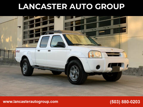 2004 Nissan Frontier for sale at LANCASTER AUTO GROUP in Portland OR