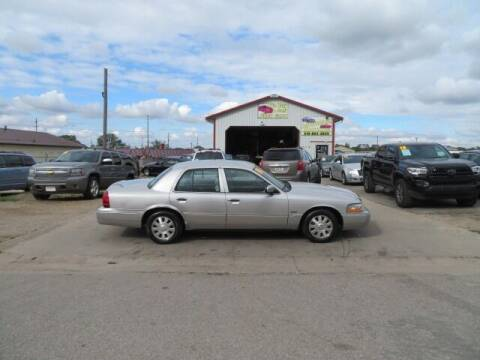 2004 Mercury Grand Marquis for sale at Jefferson St Motors in Waterloo IA