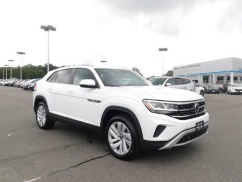 2021 Volkswagen Atlas Cross Sport for sale at Radley Cadillac in Fredericksburg VA