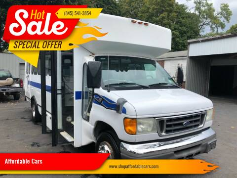 2005 Ford E-Series Chassis for sale at Affordable Cars in Kingston NY
