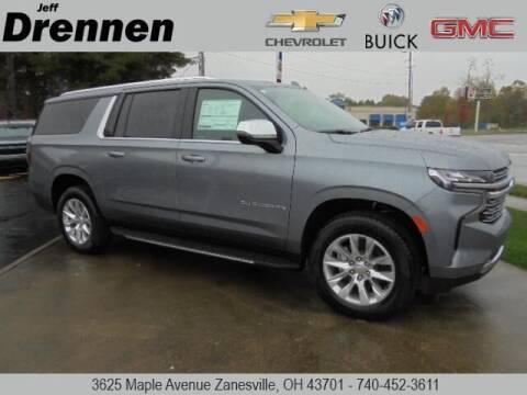 2021 Chevrolet Suburban for sale at Jeff Drennen GM Superstore in Zanesville OH