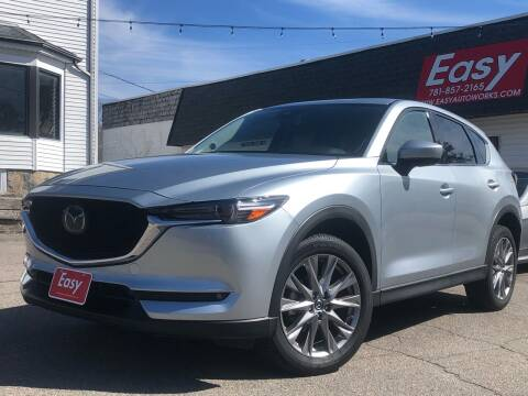 2020 Mazda CX-5 for sale at Easy Autoworks & Sales in Whitman MA