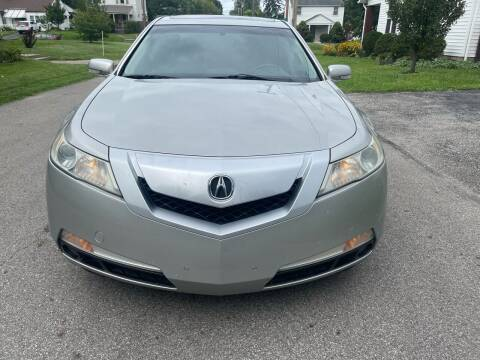 2011 Acura TL for sale at Via Roma Auto Sales in Columbus OH