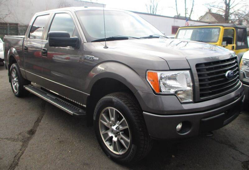 2014 Ford F-150 for sale at Exem United in Plainfield NJ