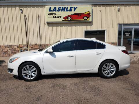 2015 Buick Regal for sale at Lashley Auto Sales - Scotts Bluff NE in Scottsbluff NE