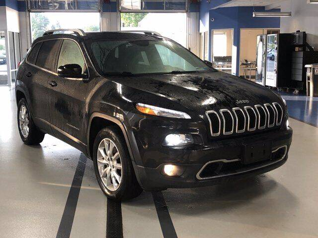 2016 Jeep Cherokee for sale at Simply Better Auto in Troy NY