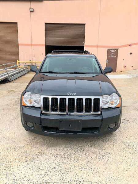 2008 Jeep Grand Cherokee for sale at BWC Automotive in Kennesaw GA