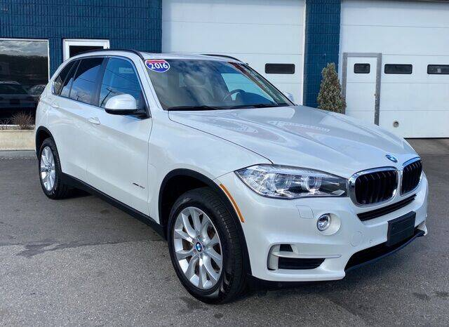 2016 BMW X5 for sale at Saugus Auto Mall in Saugus MA