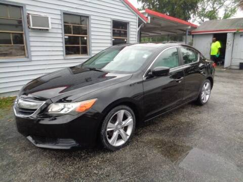 2014 Acura ILX for sale at Z MOTORS INC in Fort Lauderdale FL