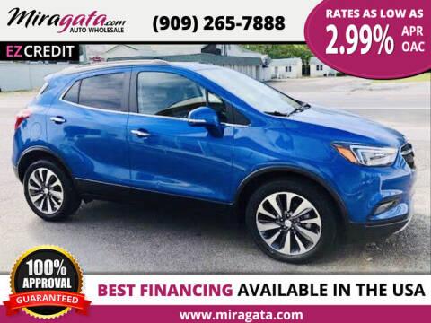 2018 Buick Encore for sale at Miragata Auto in Bloomington CA