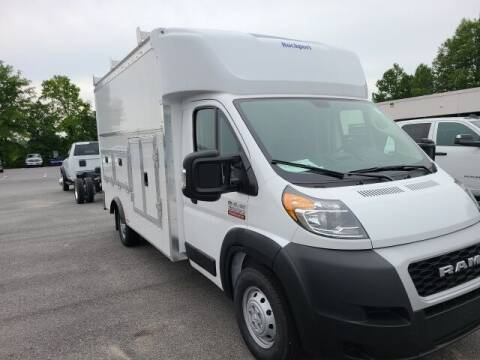 2021 RAM ProMaster Cutaway Chassis for sale at FRED FREDERICK CHRYSLER, DODGE, JEEP, RAM, EASTON in Easton MD