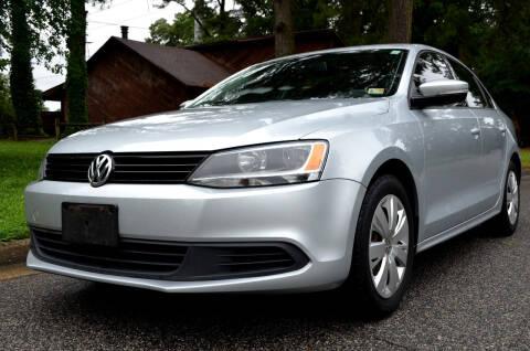 2014 Volkswagen Jetta for sale at Wheel Deal Auto Sales LLC in Norfolk VA