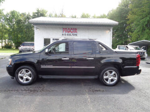 2010 Chevrolet Avalanche for sale at PROCAR in Portland TN