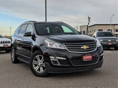 2016 Chevrolet Traverse for sale at Rocky Mountain Commercial Trucks in Casper WY