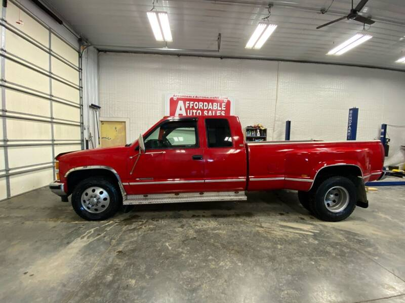 1994 Chevrolet C/K 3500 Series for sale at Affordable Auto Sales in Humphrey NE