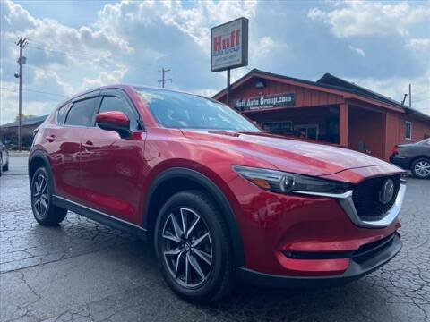 2018 Mazda CX-5 for sale at HUFF AUTO GROUP in Jackson MI