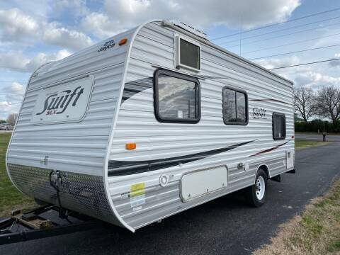 2013 Jayco Swift for sale at Champion Motorcars in Springdale AR