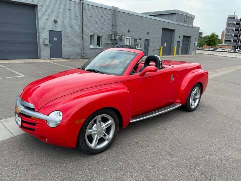 2003 Chevrolet SSR for sale at The Car Buying Center in Saint Louis Park MN