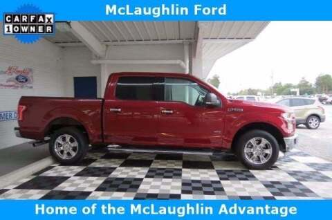 2016 Ford F-150 for sale at McLaughlin Ford in Sumter SC