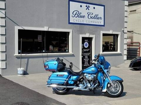 2011 Harley-Davidson Ultra Classic for sale at Blue Collar Cycle Company in Salisbury NC