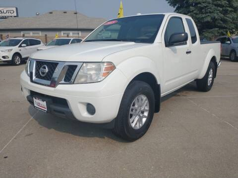 2015 Nissan Frontier for sale at Triangle Auto Sales in Omaha NE