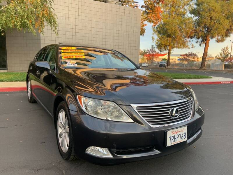 2008 Lexus LS 460 for sale at Right Cars Auto Sales in Sacramento CA