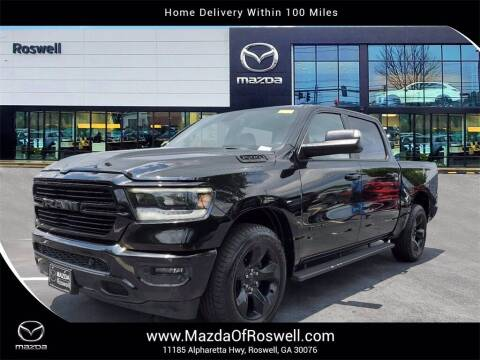 2019 RAM Ram Pickup 1500 for sale at Mazda Of Roswell in Roswell GA