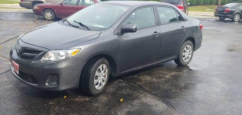 2011 Toyota Corolla for sale at PEKARSKE AUTOMOTIVE INC in Two Rivers WI