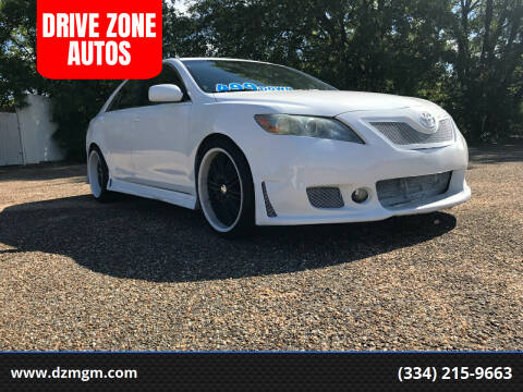 2008 Toyota Camry for sale at DRIVE ZONE AUTOS in Montgomery AL
