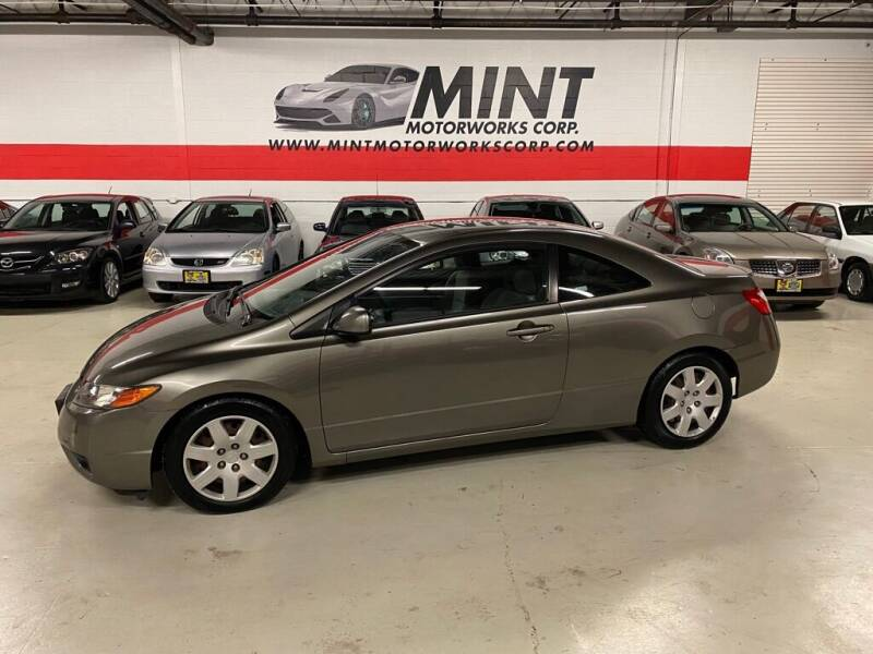 2006 Honda Civic for sale at MINT MOTORWORKS in Addison IL