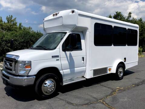 2015 Ford E-350 for sale at Major Vehicle Exchange in Westbury NY