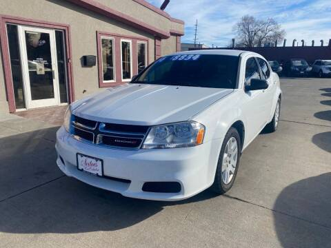 2014 Dodge Avenger for sale at Sexton's Car Collection Inc in Idaho Falls ID